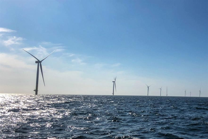 Growth in Equinor's renewable energy Q3 profit was partially offset by its reduced stake in the Arkona wind farm (above)
