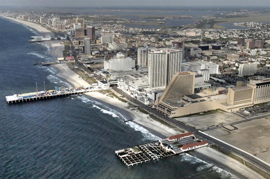 Construction of rthe proposed wind farm off the coast of Atlantic City has long been delayed (pic credit: Bob Jagendorf)