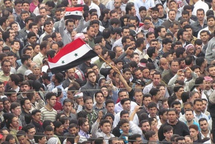 Syria has been beset by civil unrest for most of the year