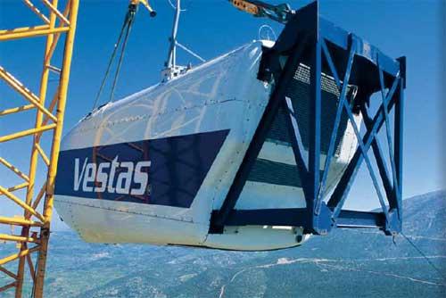 Vestas has 8-to-9GW in order for 2010