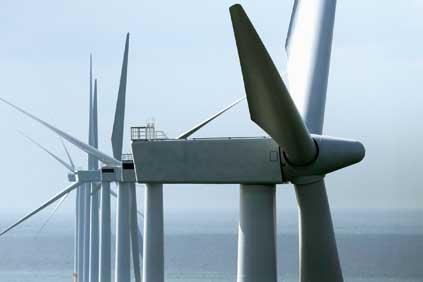 The Siemens 3.6MW offshore 'workhorse'  turbine