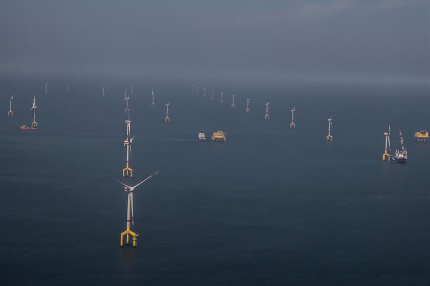 Bard Offshore 1 was officially inaugurated by Germany's finance minister