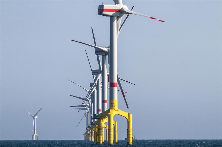 OWS currently services the 400MW Bard Offshore project (pic: BARD)