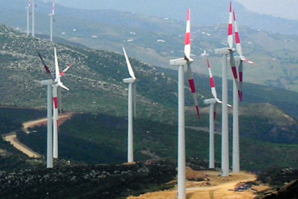 The 140MW Dahr Saadane plant south of Tangiers makes Morocco a leading light in the emerging African market