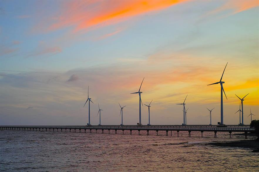Vietnam, which has 99MW of offshore wind capacity, has a 65GW development pipeline (pic credit: Tycho/Wikimedia Commons)