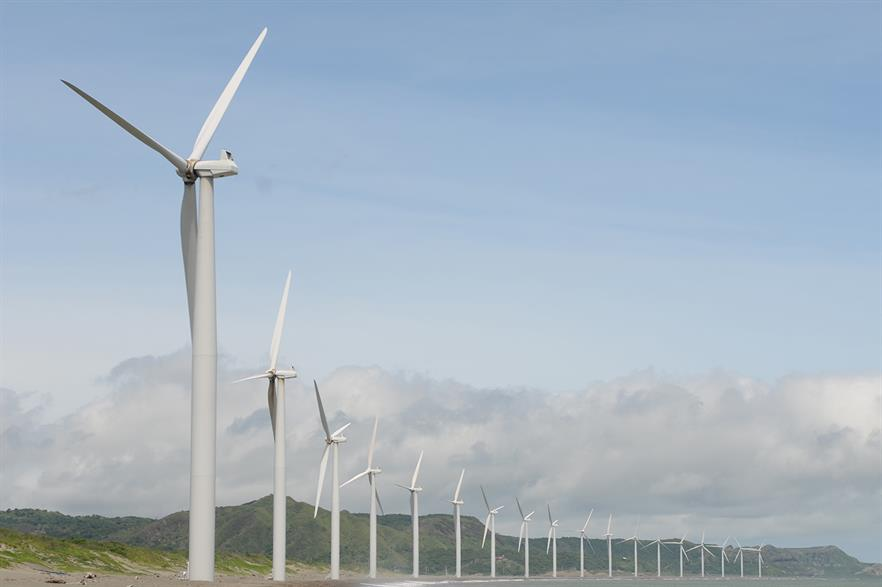 The Philippines has approximately 427MW of installed wind capacity (pic: Ignacio Malapitan III)