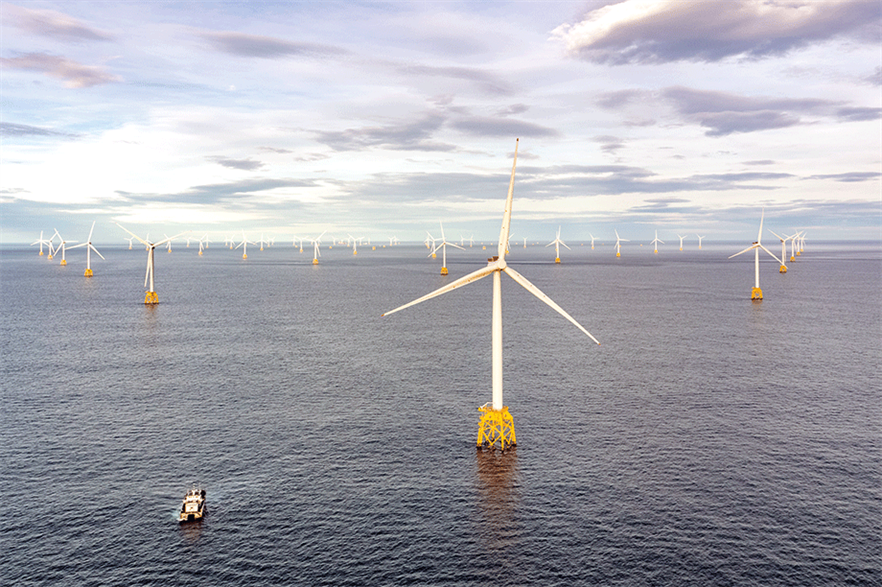 The Beatrice offshore wind farm in Scotland pays £3.10/MWh to supply power to the grid
