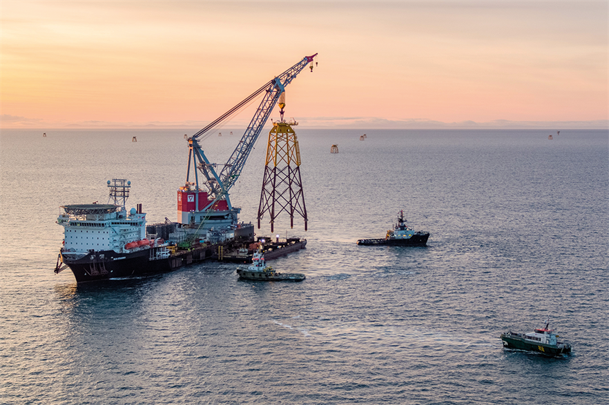 SSE has previously developed the 588MW Beatrice project in Scottish waters alongside CIP (Beatrice Offshore Wind Farm)
