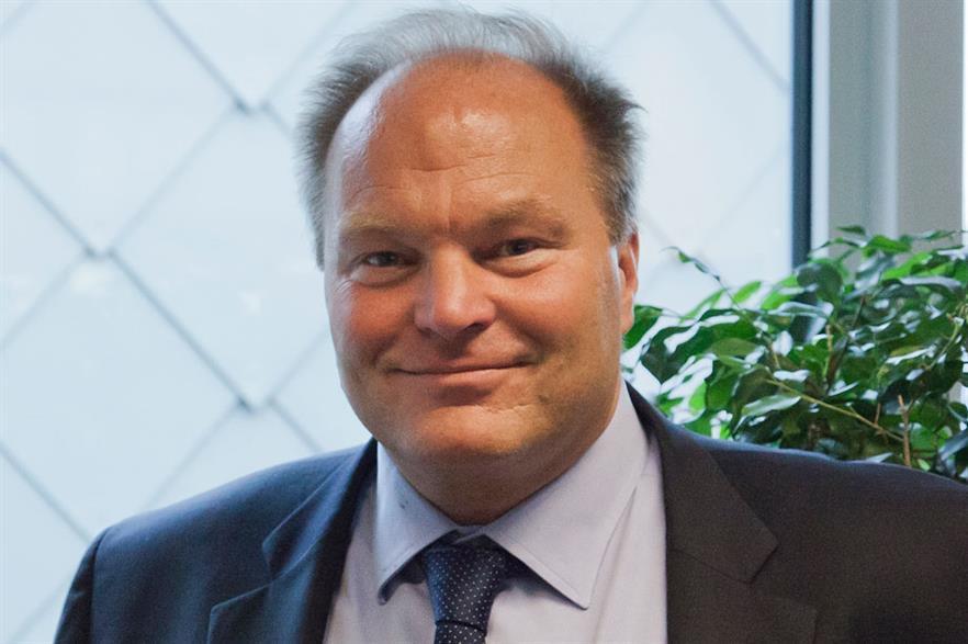 EWEA chief executive Thomas Becker