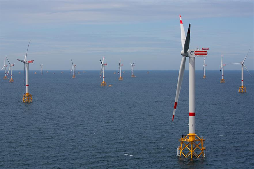RWE has stakes in around 2.5GW of operational offshore wind farms, according to Windpower Intelligence, including Thornton Bank