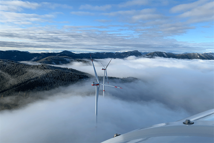BayWa's operations projects include the 17.25MW Fürstkogel project in the Austrian Alps