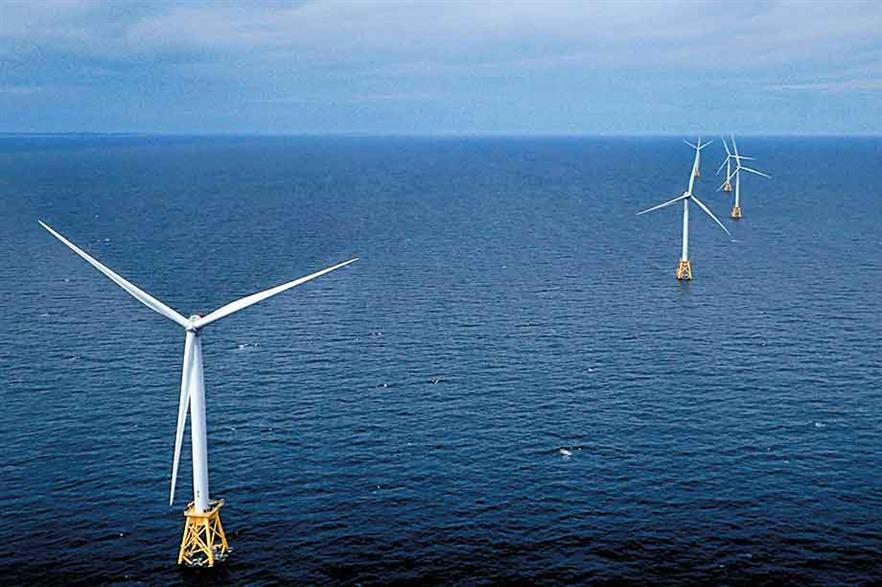 Sole provider… Rhode Island is only state with offshore wind (pic: ionna22)