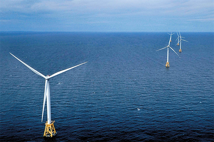 Ørsted has stakes in nearly 5GW of offshore wind being developed in the US (pic: Ionna22)