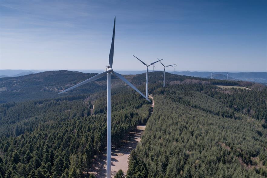 EDF EN's 20MW Bois de Belfays project in Lorraine, France, was commissioned in 2017