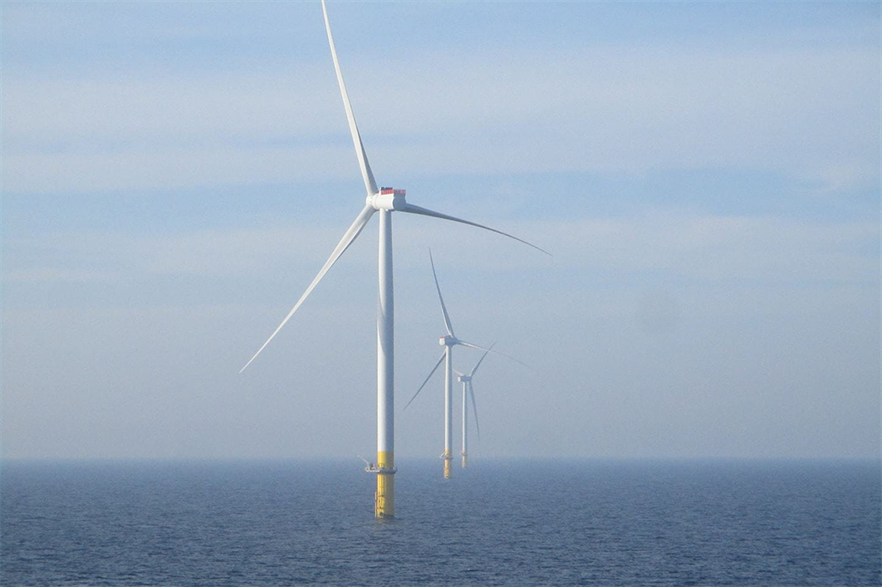 The Netherlands was Europe's star performer in 2020, larkey thanks to the Borssele offshore wind cluster coming fully online (pic: Ørsted)