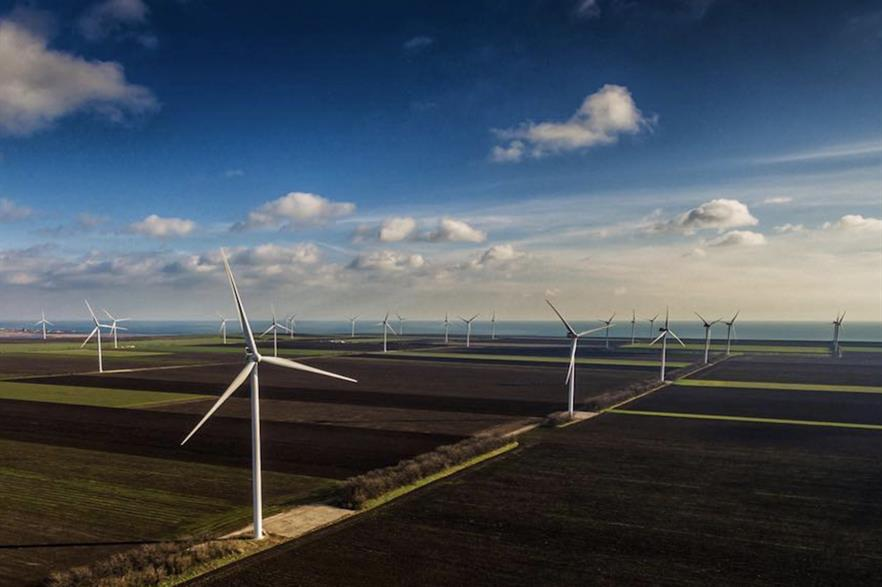 DTEK also operates the 200MW, two-phase Botievo wind farm (pic credit: Vyacheslav Sakhatsky)