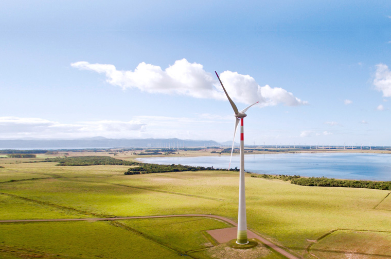 The Rio Energy projects will use Wobben-branded Enercon E92 turbines