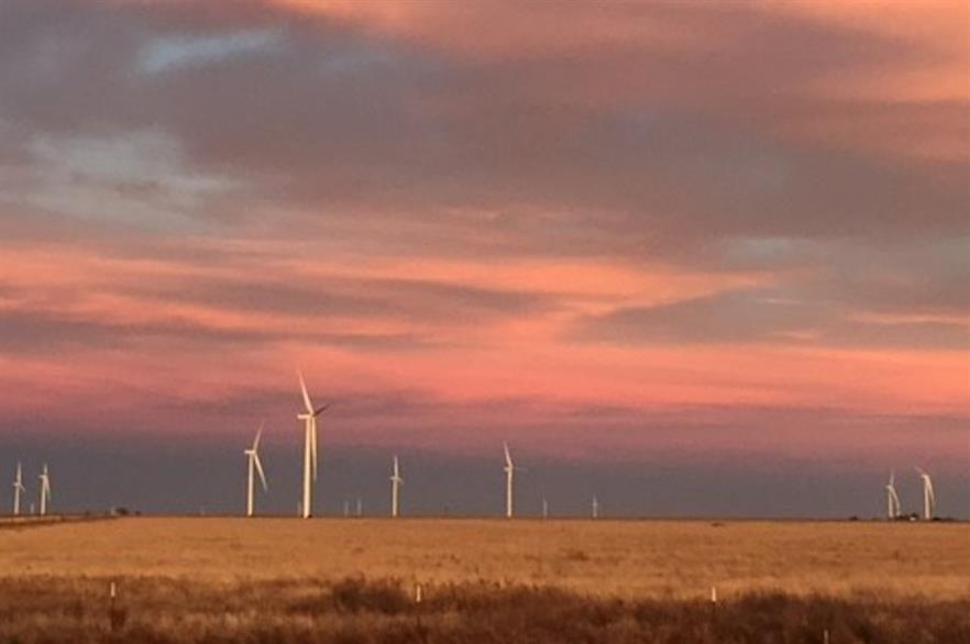 Pattern Development had previously worked on the 324MW Broadview project (above) in New Mexico