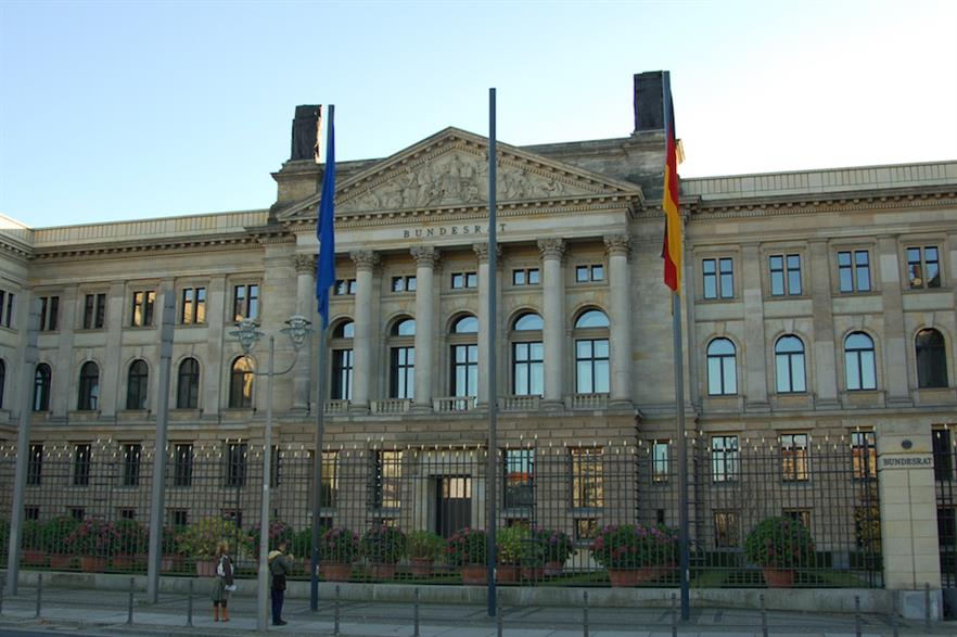 The proposals could be voted on in the Bundesrat in December, the BWE believes (pic: Wikimedia Commons/Patrick Jayne)