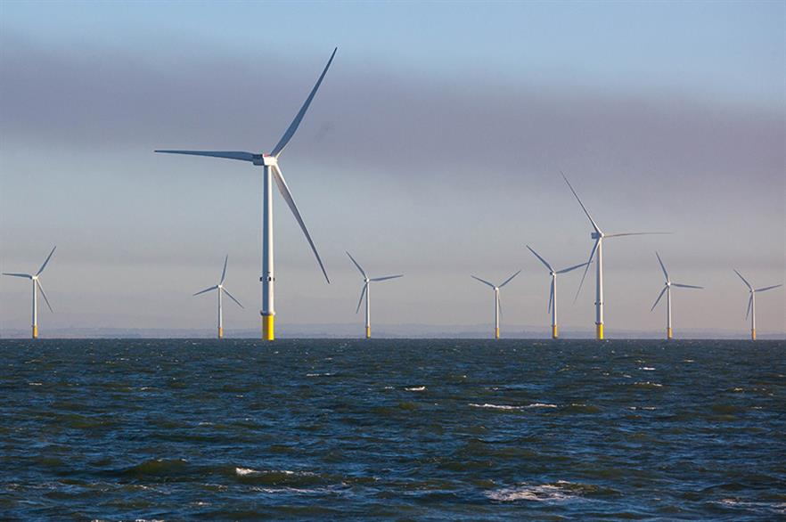 Areas for up to 7GW of offshore wind capacity could be offered in the Crown Estate's next leasing round (pic: Ørsted)