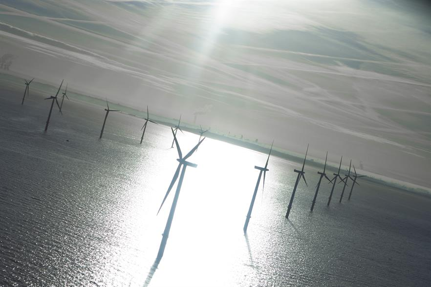 Dong will link the 2MW battery system to its 90MW Burbo Bank offshore wind project