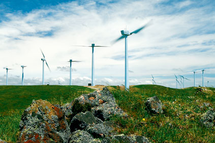 NZ Windfarms first project is a 48.5 MW wind farm situated on the Tararua Ranges near Palmerston North