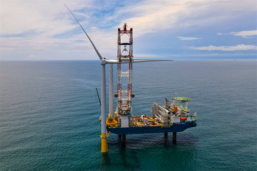 Having built an early pilot project, Dominion Energy learned more vessels will be needed for the US offshore wind sector
