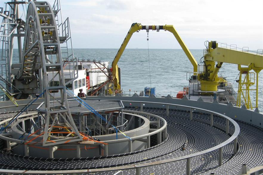 Knock-on effect… The cable cartel could have repercussions for many years due to specialised nature of offshore wind