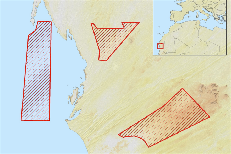The 14,400km² total area includes an offshore plot that could host Africa's first offshore wind farm