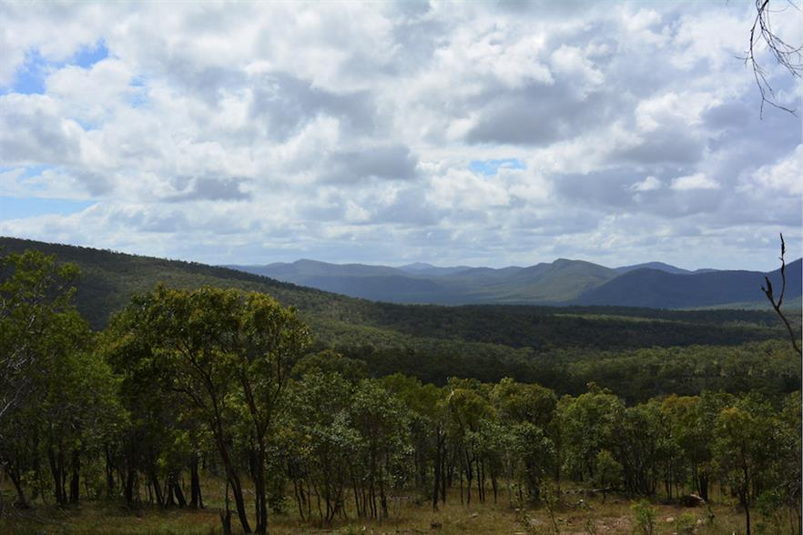 The future site of Lacour's Clarke Creek hybrid project in Queensland (pic credit: Lacour Energy)
