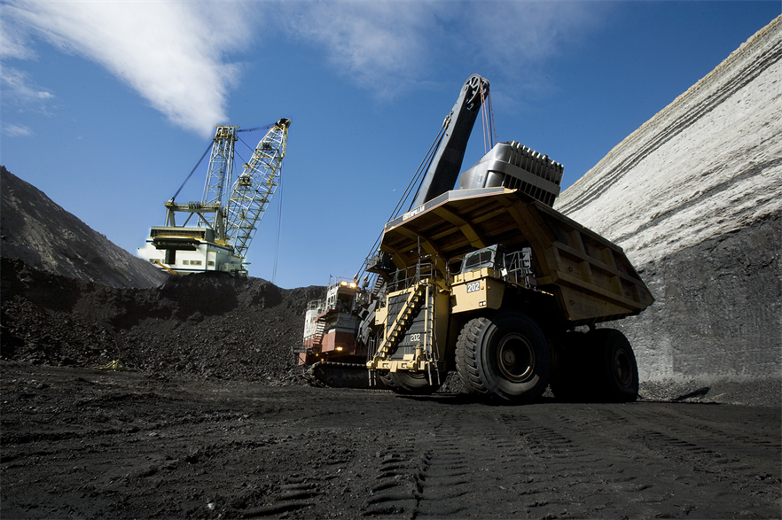 The move to phase-out unabated coal is being backed by a new coalition (pic: Peabody Energy)