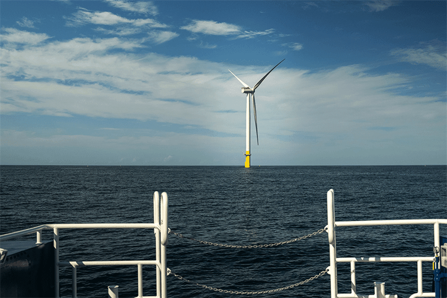 California and other states look to add to the US's currently small offshore wind fleet (pic: Siemens Gamesa)
