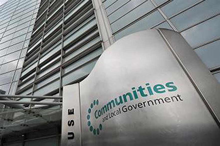 The deparment for communities and local government has the power to review planning decisions