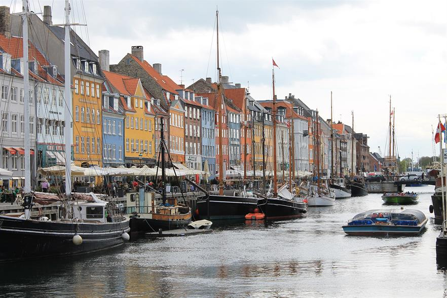 Transport around the Greater Copenhagen area could use the hydrogen fuels
