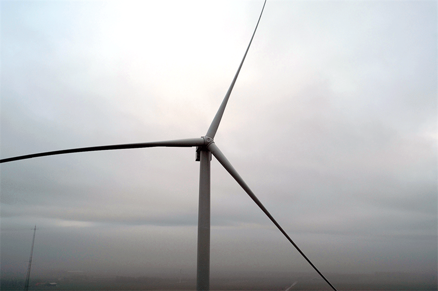 GE Renewable Energy supplied turbines for the most commissioned capacity in 2020, according to BloombergNEF figures