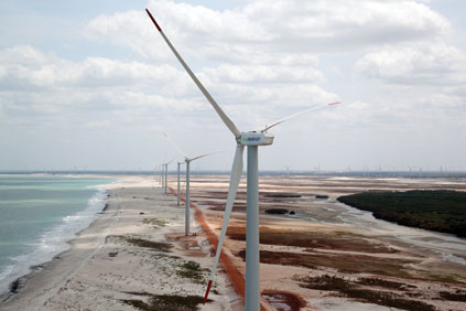 Brazil's wind market is slowing down amid auction delays