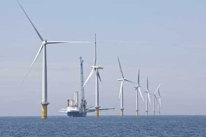 Gwynt y Mor will use Siemens 3.6MW turbines