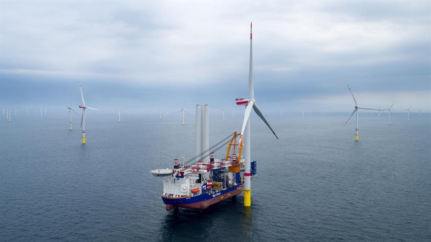 Seagreen will feature 114 of Vestas V164-10MW turbines