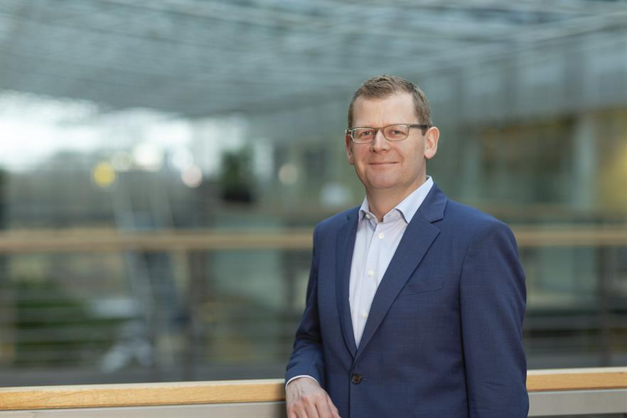 Declan Flanagan has been CEO of Ørsted's onshore unit for three years