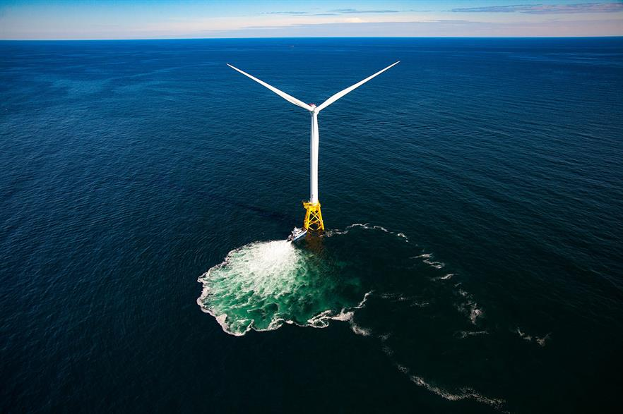Deepwater Wind's 30MW Block Island project remains the US' only operational offshore wind farm to date