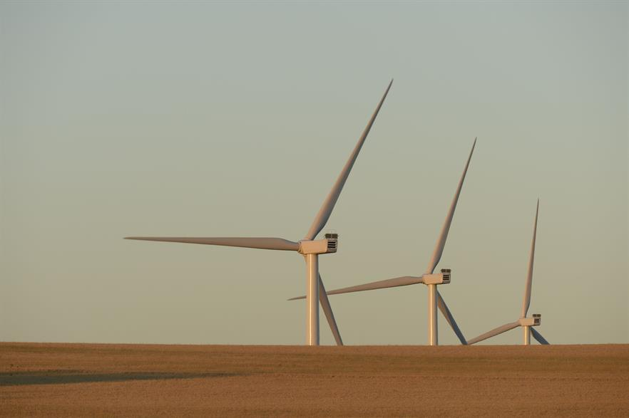 Nordex's new low-wind offering will have a nameplate capacity of 3.9MW