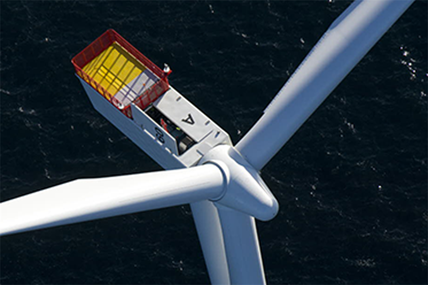 Dong's offshore projects include the 400MW Anholt project