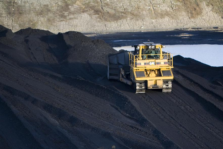 Deutsche Bank will not grant new financing for coal-fired power plant construction (pic: Dong Energy)