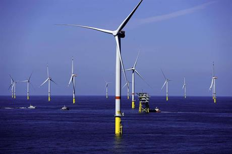 Dong has now commissioned 1,000 offshore wind turbines