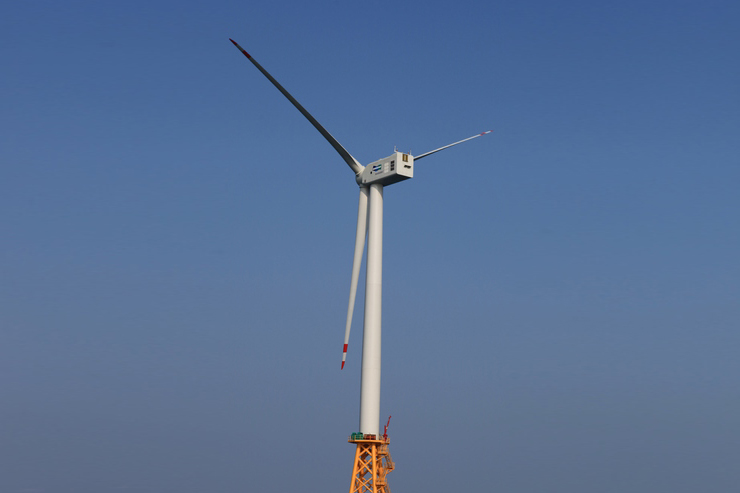 South Korea's installed capacity had consisted of a testbed in Jeju, including one of Doosan's 3MW machines