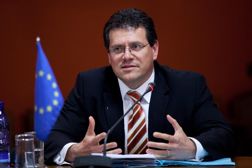 Slovakian Marcos Sefcovic has been nominated for the vice president of Energy Union role