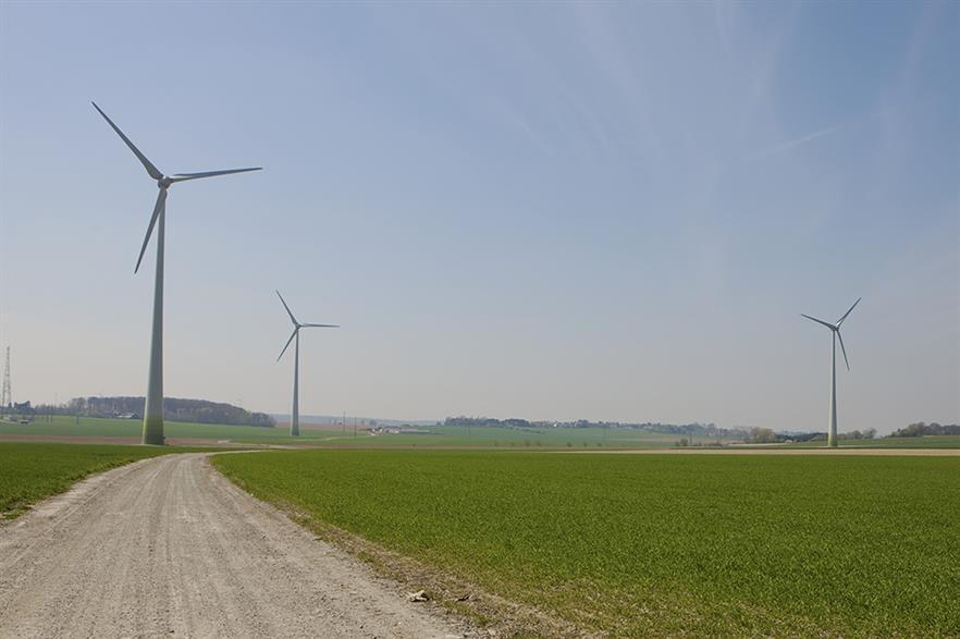 EDF Luminus' Floreffe project in Belgium