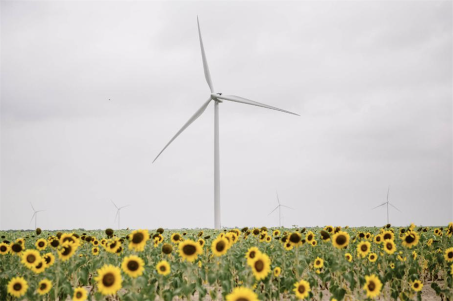 EDPR plans to have stakes in a 9.1GW of new onshore wind capacity brought online in the next five years
