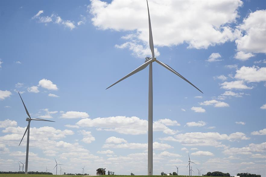 EDP Renewables currently operates 801MW of wind energy projects in Indiana