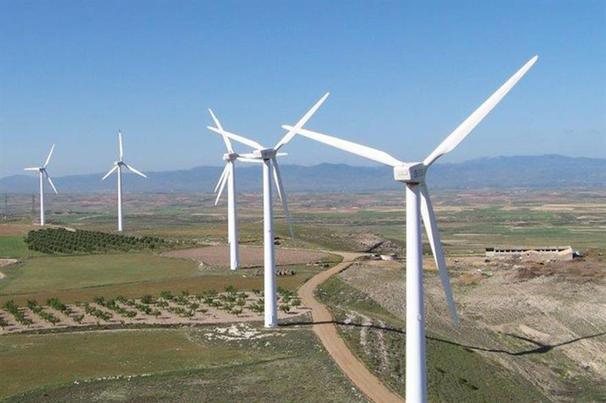 Enel Green Power currently has 1.75GW of operational wind power in Spain